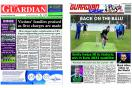 This week's front & back pages