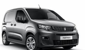 All new Peugeot Partner named international van of the year 2019