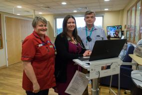 New unit to cut waiting times at Causeway Hospital