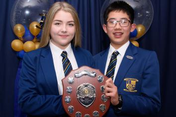 Antrim Grammar School Prize Night
