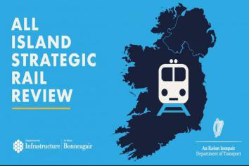 Ministers announce launch of all-island Strategic Rail Review