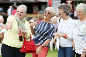 Antrim's Spinning Yarns Festival proved to be a 'darn' good event!