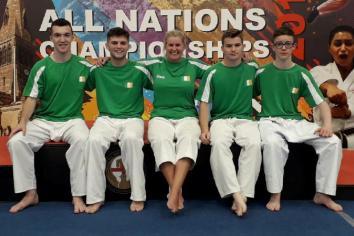 Crumlin-based Karate club get their kicks at the World Championships