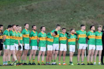 Blistering victory for Creggan