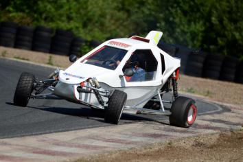 Rally drivers take Nutts Corner Motorsport Centre by storm