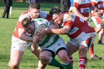 Town too strong for Omagh