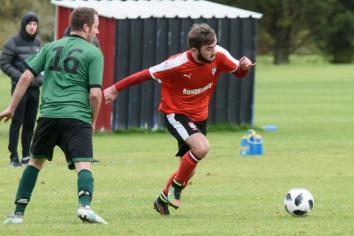 Goals galore as FC Antrim beat rivals