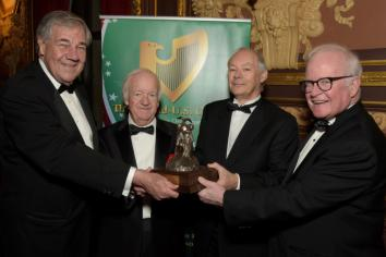 Randox founder receives Ireland-US Council award