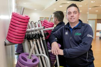 Macmillan fitness programme just what the doctor ordered!