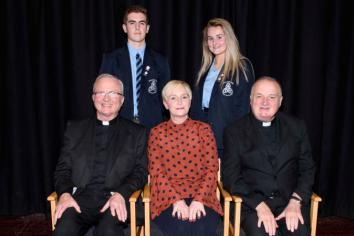 A year of achievements celebrated at St Benedict's
