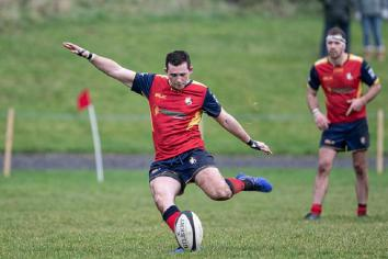 Ballyclare still five points clear despite losing to closest rivals