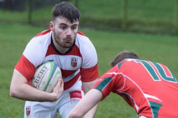 Another win for rampant Randalstown
