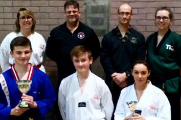 Antrim fighters excel at SW championships