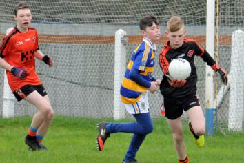Too little, too late for Glenavy U14s