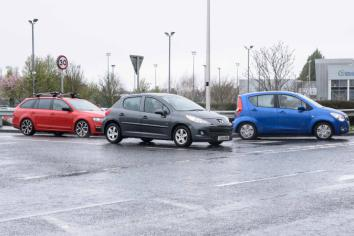 New Gateway Centre, same old traffic problems on Lough Road