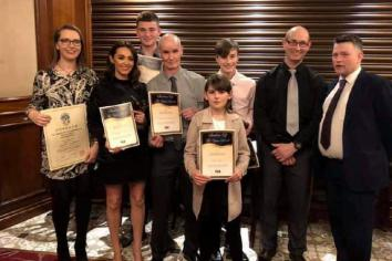 Local taekwondo students prove their mettle at annual NI awards ceremony