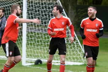 FC Antrim progress in Rainey Cup