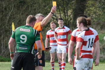 Randalstown pay the price for 'five mad minutes' against City of Derry