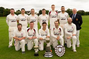 Templepatrick Cricket Club celebrates 50 years not out