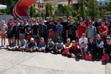 Parkhall College football trip to Spain