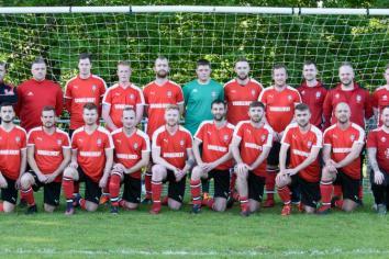 FC Antrim fail to take advantage against ten-men All Saints OB