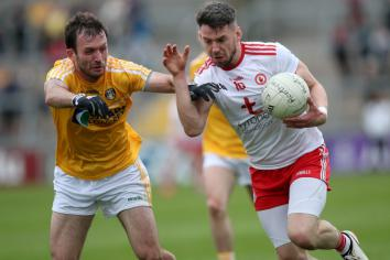 Antrim crushed by Tyrone