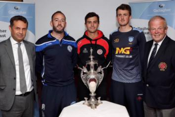 Muckamore play host to Templepatrick in the NCU Gallagher Senior Cricket Challenge Cup