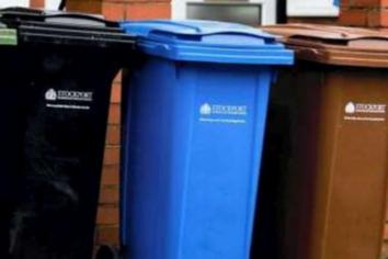 Rebellion brews over 'privatisation' of bins