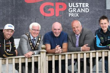 Dundrod gets up to speed for UGP