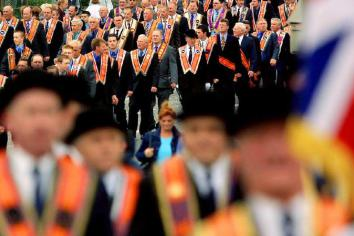 Local lodges on the March this Twelfth