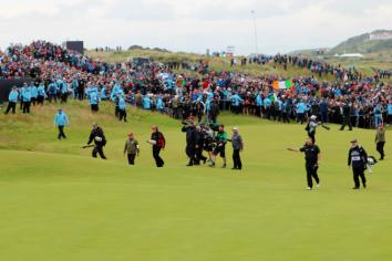 Sensational Lowry seals his place in Irish sporting folklore