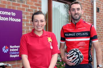 Cycling for the Children's Hospice