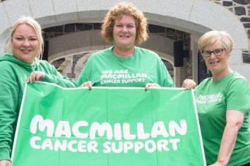 Last chance to join Cynthia & Co on Memory Walk for Macmillan