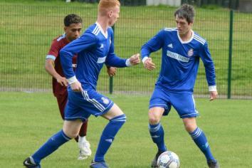 Abbeyview edge through in Junior Cup encounter