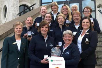 Massereene GC senior foursomes make it through to All Ireland finals