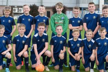 Parkhall College Year Eights reach third round of NI Cup
