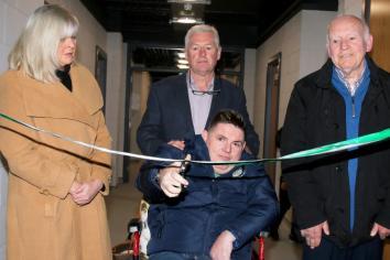 Tír na nÓg launch centenary book as Cargin unveil their new premises