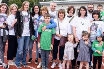 Memory Walk raises over £5,000 in Beverley's name