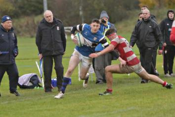 Randalstown make it a double over Coleraine