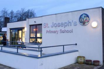 Christmas spirit remains to the fore despite sophisticated break in at St Joseph's Primary