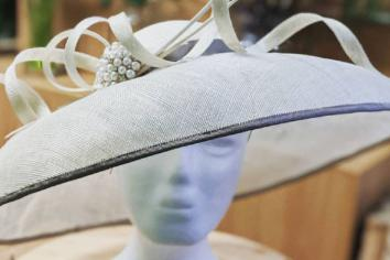 Hats off to the Antrim milliner