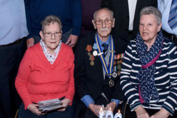 'I served with Prince Philip - he was a wonderful fella'