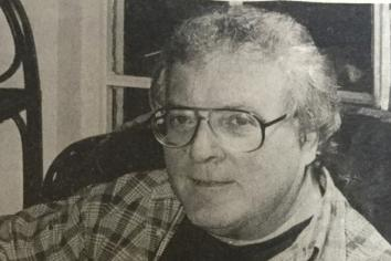 The Antrim musician who was Van's right hand man!