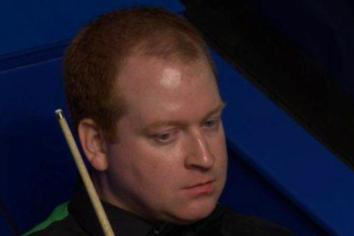 Early exit for Antrim men at the Crucible