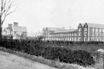 The rise and fall of Antrim workhouse