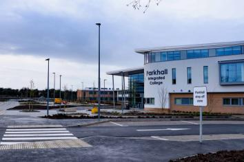 Parkhall College forced to close after Covid case