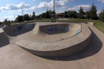 Antrim lad launches skate park petition