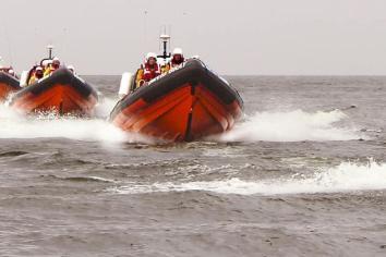 Lough Neagh Rescue praised in Parliament