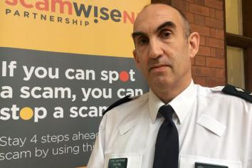 Urgent warning over 'victim fraud' calls