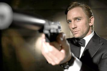 The birth of Bond